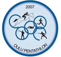 Oulu Pentathlonin logo