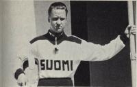Rolf Wiik Melbournessa 1956