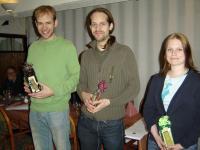 Floretin SM-kisojen henkilökohtaisten sarjojen oululaismitalistit 2007