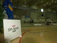 Floretin SM-kilpailut alkavat