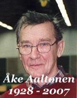 Åke Aaltonen in Memoriam