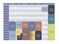 Kevät 2011 viikko-ohjelma