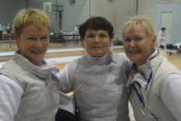 Suomen 195v. joukkue Porecissa
