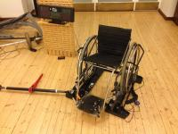 Seuran uusi pyörätuoli