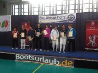 Berliininmestaruuskilpailujen joukkuekisan voitto