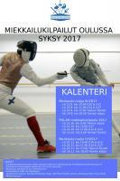 Kisat Oulussa 2017 syksy